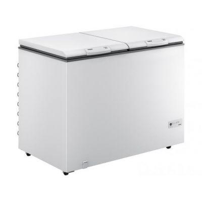 Freezer Horizontal Consul CHB42EB 2 Portas Branco - 414L