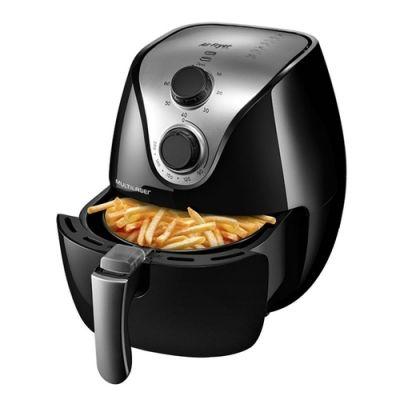 Fritadeira Air Fryer Gourmet  Multilaser CE021 - 4L de Capacidade, 1500W