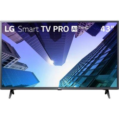 "Smart TV LED 43"" LG 43LM631C0SB Full Hd com Wi-Fi, 2 USB, 3 HDMI"