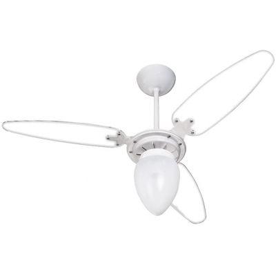 Ventilador Teto Wind 127V Premium, Ventisol, Transparente