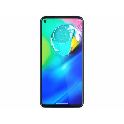 """Smartphone Motorola Moto G8 Power 64GB Azul - Atlântico 4G 4GB RAM Tela 6,4"""" Câm"""