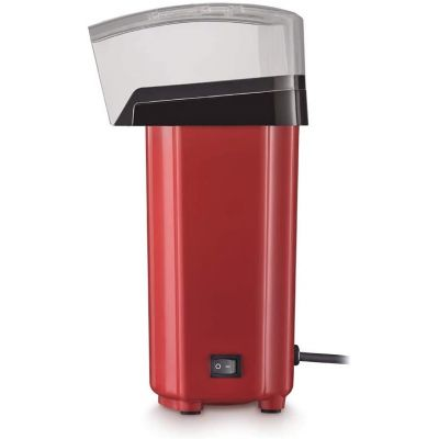 Pipoqueira eletrica sem oleo 900W Vermelha multilaser CE041 - 110V