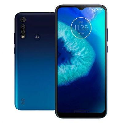 "Celular Smartphone Moto G8 Power Lite 64Gb 6,5"" Motorola - Azul Navy"