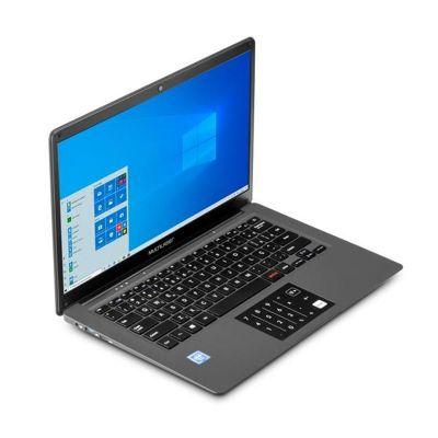 """Notebook Multilaser PC134 Legacy Cloud Intel Atom-Z8350 2GB 64GB W10 14"""" Cinza"""