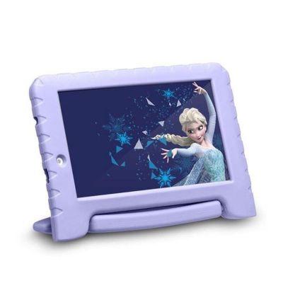 """Tablet Multilaser Frozen Plus NB315, 7"""", Quad Core 1.5GHz, 1GB RAM, 16GB, 2MP"""
