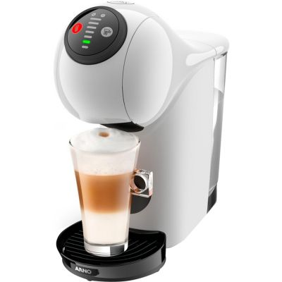 Cafeteira Dolce Gusto Genio S Basic Branca Dgs1 127V - Arno