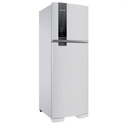 Refrigerador Brastemp BRM45HB Frost Free Painel Eletrônico 375 L Branca 127v
