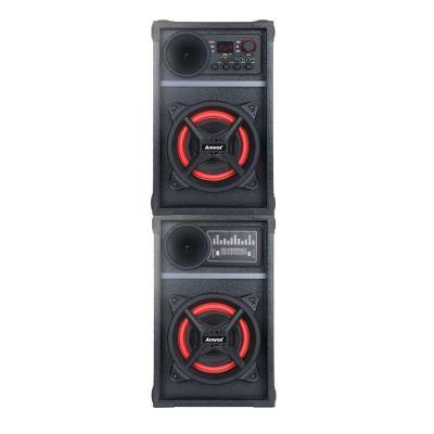 Caixa Amplificada Amvox Bluetooth USB MicroSD  ACA 801 PODEROSO 800w