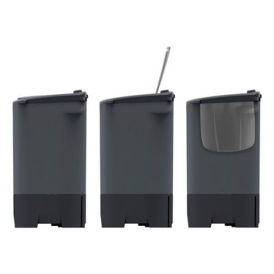 Lavadora de Roupas Arno 10Kg Lavete Eco Preta ML81 – 110 Volts
