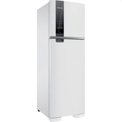 Refrigerador Brastemp Duplex 2 Portas BRM54 Frost Free 400L 127v Branco