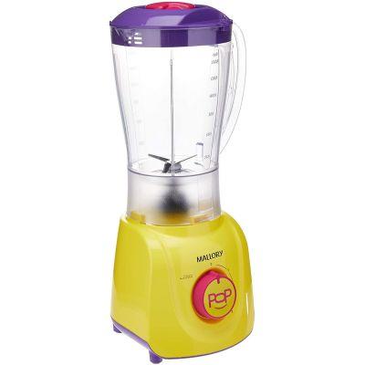 Liquidificador Mallory Tornado Pop 127v Amarelo