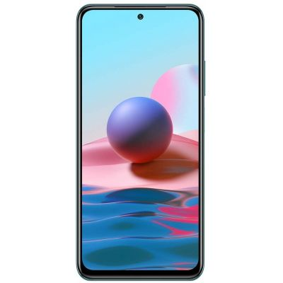 Smartphone xiaomi Note 10 Lake Green 64/4 GB Tela 6,43 Câmera Quádrupla 48MP