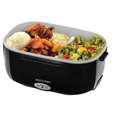 Aquecedor de Alimento Multilaser Gourmet Bivolt 60W 1L Preto Ce071