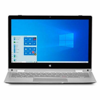 "Notebook 2 em1 Intel Pentium 4gb Ram 64gb Multilaser M11w Pc302 11.6"" Windows 10"