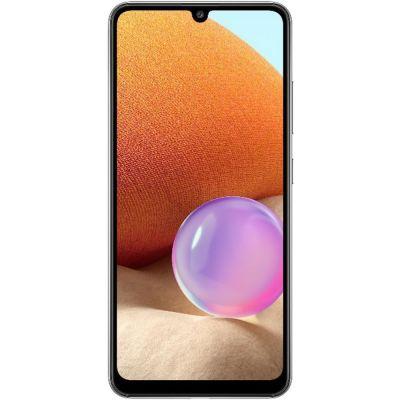 Smartphone Samsung A32 preto 128GB  6.4'' 4GB RAM Câmera Quádrupla Selfie 20MP