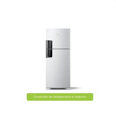 Refrigerador Consul CRM50HB Frost Free com Espaço Flex Duplex 410L - Branco