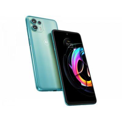 "Smartphone Motorola Edge 20 Lite Verde 5G 128/6GB Tela 6,7"" Câm. Tripla"