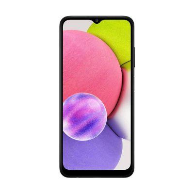 Smartphone Samsung A03s 64GB 4G Wi-Fi Tela 6,5'' Dual Chip 4GB RAM Preto