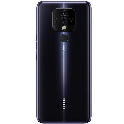 "Smartphone Tecno Camon 16 128GB 6GB Ram Tela 6.8"" 48MP - Preto"