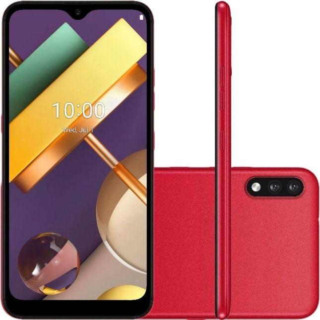 Smartphone LG K22+ 64GB Dual Chip Android 10 Tela 6.2