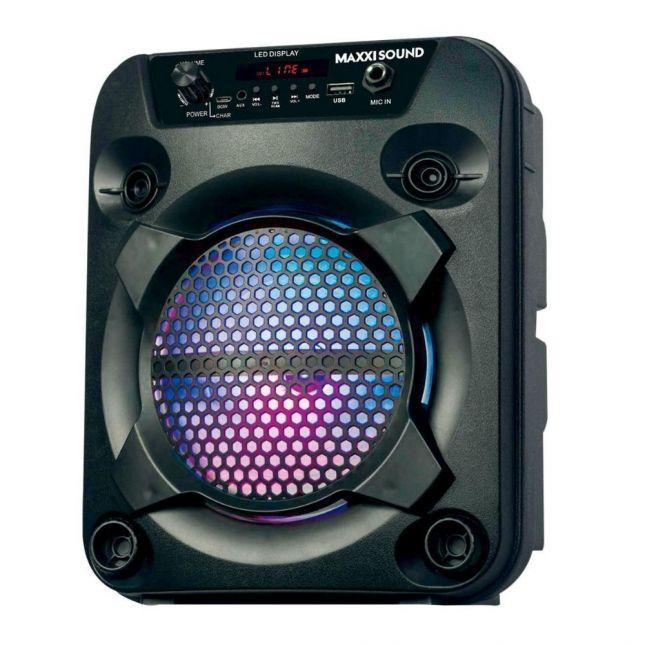 Caixa De Som Amplificada Tauronbox Vc651 40W Maxxi Sound